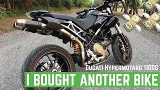 I BOUGHT The Ducati Hypermotard 1100S