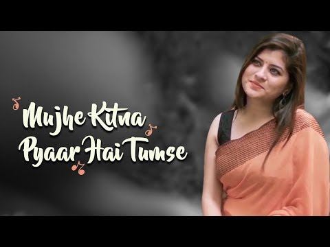Mujhe Kitna Pyaar Hai Tumse by Suhas Mahajan & Savaniee Ravindrra | Being Indian Music