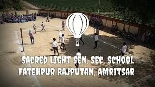 Sports Event April 2018 Sacred Light Sen Sec School