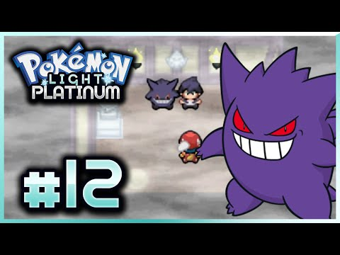Let's Play Pokemon: Light Platinum - Part 12 - Dardusk Gym Leader Thomas