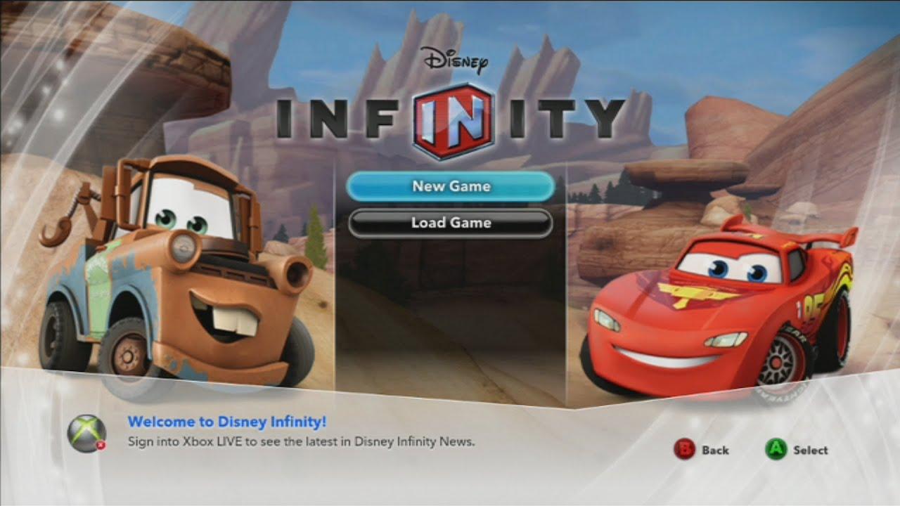 Disney Infinity Cars  Pack