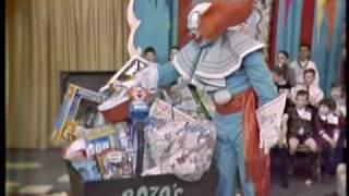 """WHDH-TV """"Bozo the Clown"""" 1966"""