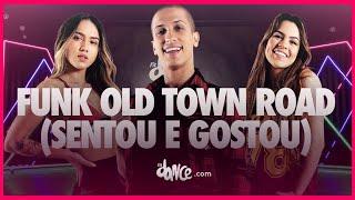 FUNK OLD TOWN ROAD (Sentou e Gostou)  - Cowboys do Mandelão, MC JottaPê, MC M10 e DJ RD   FitDance
