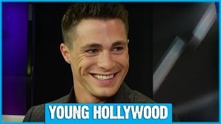 Colton Haynes on Modeling, Twitter &