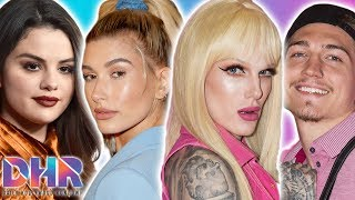 Selena Gomez ADDRESSES New Hailey Bieber Drama! Jeffree Star SLAMS Nate Girlfriend Rumors! (DHR)