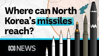 The countries within reach of North Korea's missiles   Did You Know?
