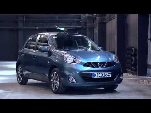 Небольшие авто NISSAN: Новый NOTE, MICRA и JUKE