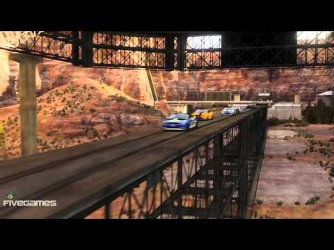 Trackmania 2: Canyon - Platform DLC [HD]