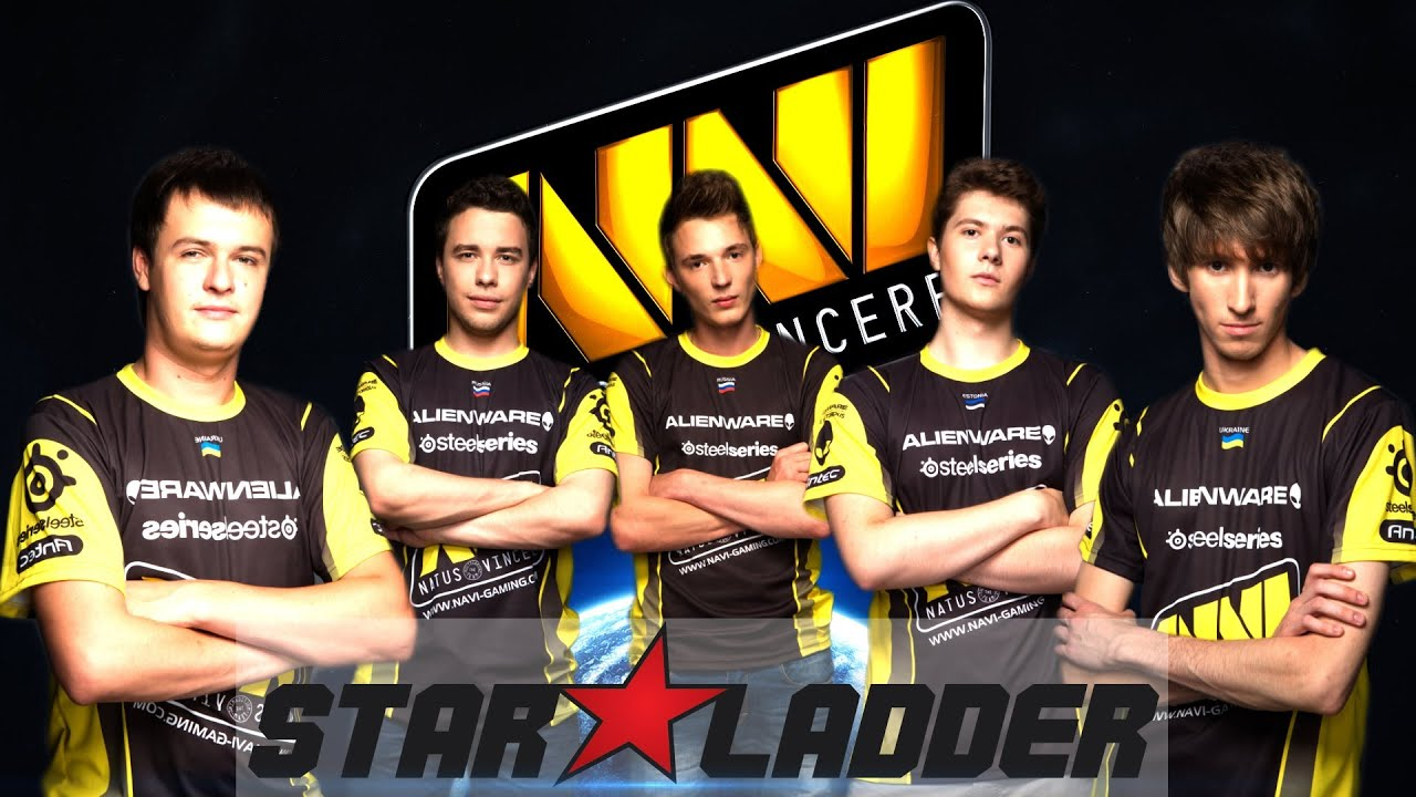 Triple Kill! - Na`Vi.Dota 2 StarLadder StarSeries #3 movie Видео ...