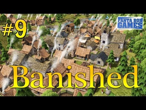 Banished - Ep. 9 : Surmonter la crise - Playthrough FR HD par Fanta