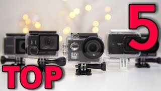TOP 5 Best Affordable Action Cameras in 2018 & 2019