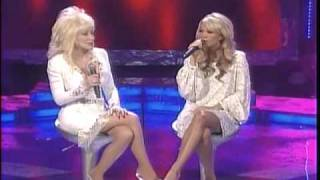 Carrie Underwood & Dolly Parton -