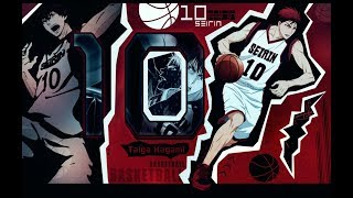 Kagami Taiga NBA 2k18 mix