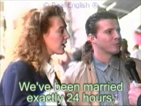 Real English ® 52 Subtitled - The Present Perfect.
