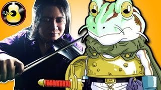 Chrono Trigger - Frog's Theme (Rock Violin & Guitar Cover/Remix) || String Player Gamer