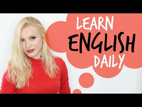 5 Ways To Improve Your English Every Day! | Learn English Daily #Spon