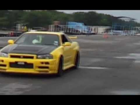 1000HP R34 GTR HKS T51R