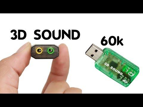 Đập Hộp 3D Sound Chia Cổng Micro Và Tai Nghe Cho Laptop Có 1 Cổng 3.5 | 60k