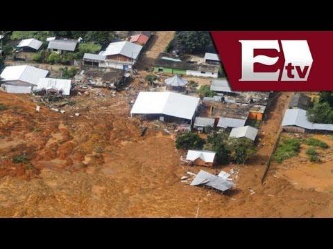 Tormentas Tropicales dejan 14 mil 564 viviendas dañadas en todo el país / Vianey Esquinca