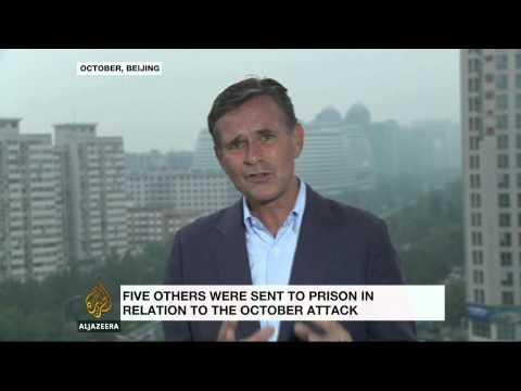 China executes 13 for Xinjiang attacks