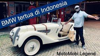 BMW 328 Berumur 80 tahun | MotoMobi Legend #03