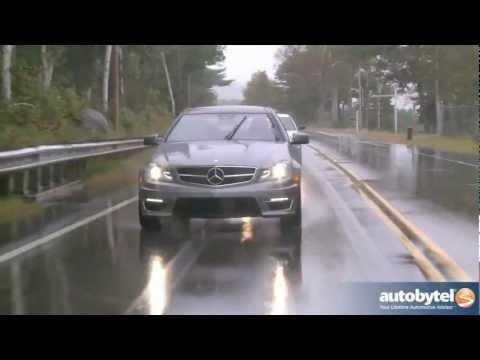 2012 Mercedes-Benz C-Class Coupe Test Drive & Car Review Music Videos