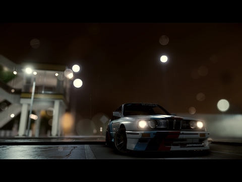 NFS 2015 - Тюнинг BMW M3 E30 под дрифт в М пакете (Клип,Кастомизация,#сделанопокрасоте)