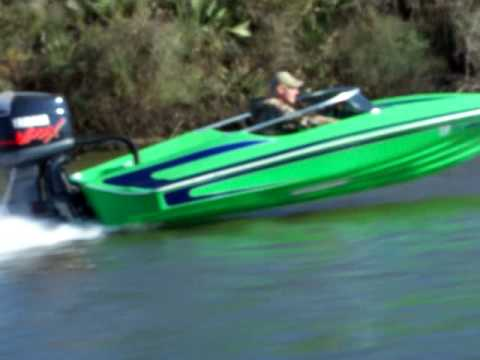 Hydrostream Viper vs. STV River Rocket