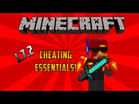 Minecraft | Cheating Essentials | 1.7.2 Mod Review