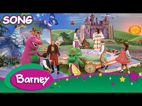 Barney: The Colors Of The Rainbow video