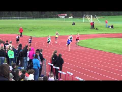 200m Chase Middle School 8th grade girls (Mt Spokane)