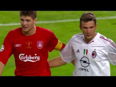 Матч легенда Милан 3 3 Ливерпуль Как это было
