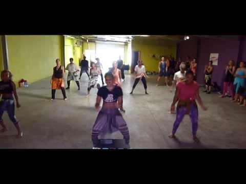 Stage Danse Malgache Livye - Artigues