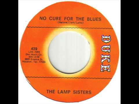 Lamp Sisters No Cure For The Blues