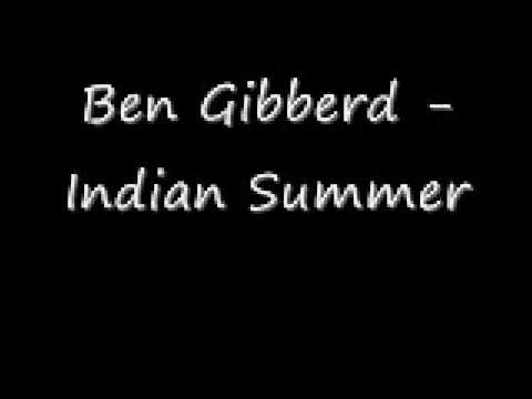 Benjamin Gibbard - Indian Summer