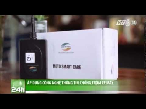 VTC14_Áp dụng công nghệ thông tin chống trộm xe máy