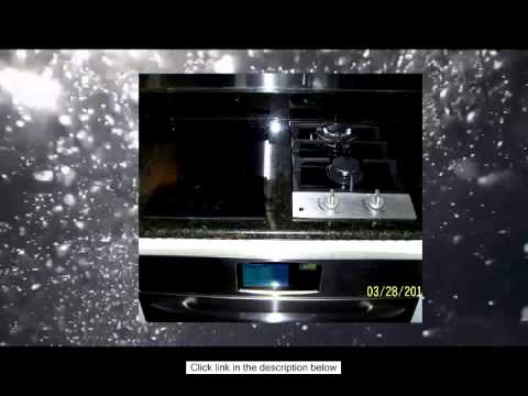 Ramblewood GC2-48P (LPG Propane Gas) high efficiency 2 burner gas cooktop