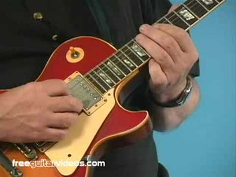 Guitar Lesson: Speed Building Lick