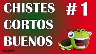 RECOPILACIÓN CHISTES CORTOS BUENOS #1