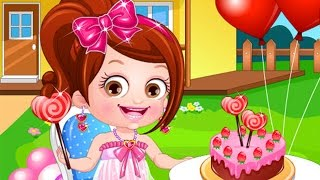 Baby Hazel Game Movie - Baby Hazel Valentine Dressup - Dora the Explorer