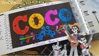 "Download Lagu Coco Music Box (""Remember Me"" Lullaby) Gratis STAFABAND"
