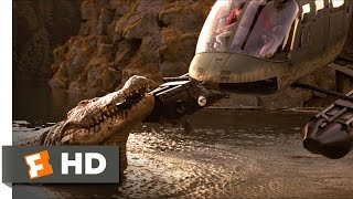 Video clip Lake Placid (5/5) Movie CLIP - Hector&#39s Close Call (1999) HD