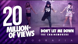 Download video Don't Let Me Down - The Chainsmokers - Choreography - FitDance Life