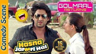 download lagu Arshad Warsi Best Comedy Scene - Hasna Zaroori Hai gratis
