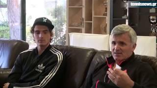 Συνέντευξη Στέφανου και Απόστολου Τσιτσιπά (Μέρος 4ο)