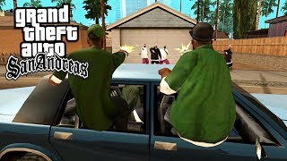 BEST GAME EVER!! (GTA San Andreas)
