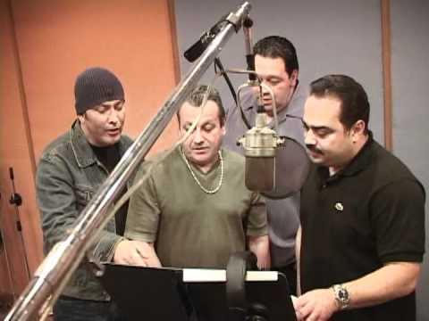Ismael Miranda - Video de la grabación del CD Edicion Especial.