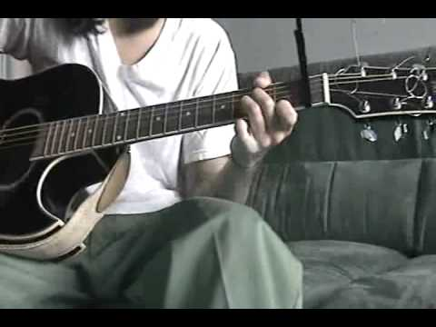 Avenged Sevenfold - Seize The Day (Zacky's Part) Cover