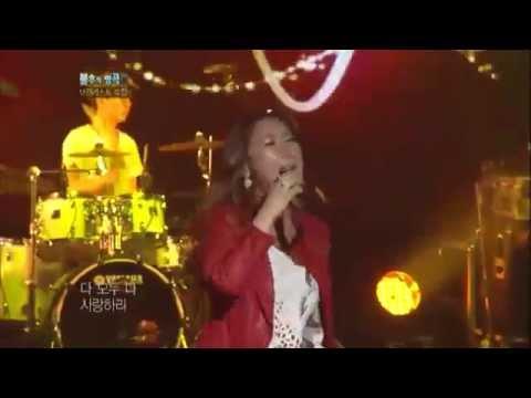 [HIT]불후의명곡2(Immortal Songs 2)-장희영(Jang Hee Young)모두 다 사랑하리20110917 KBS