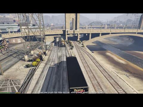 GTA 5 PC Playthrough - Sex Offender Chase Down!! - E011 | Docm77 [1080p, 60fps]